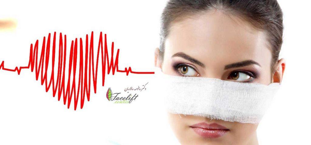 انواع بینی و جراحی آن