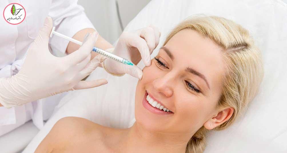تزریق چربی برای جوانسازی صورت