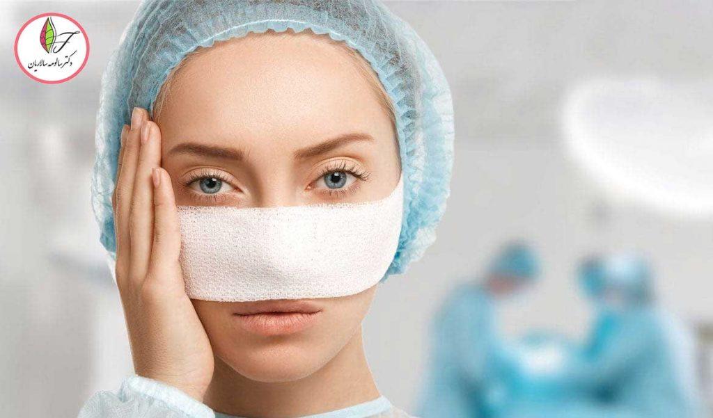 20 توصیه مهم بعد از عمل بینی
